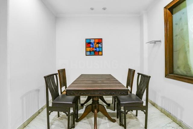 Living Room Image of Oyo Life Grg1719 Unitech Cyber Park in Sector 39