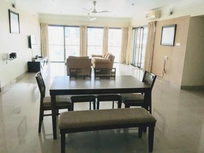 Gallery Cover Image of 2400 Sq.ft 4 BHK Apartment for rent in Pimple Nilakh for 55000