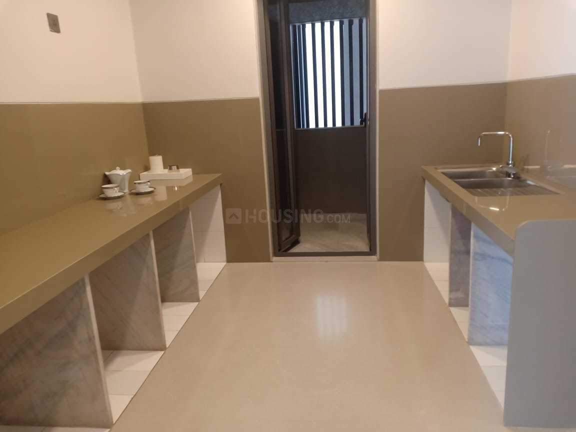 Kitchen Image of 890 Sq.ft 3 BHK Apartment for rent in Santacruz West for 125000