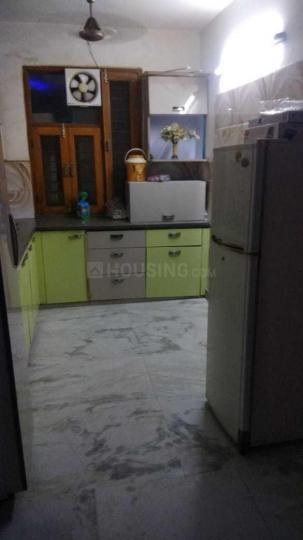 Kitchen Image of PG Of Boys in Pitampura
