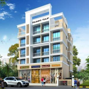 Gallery Cover Image of 640 Sq.ft 1 BHK Apartment for buy in Panvel for 3400000