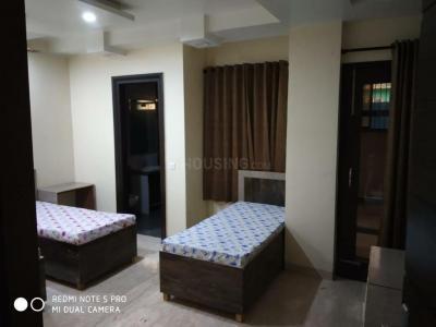 Hall Image of Mannat Residency in Kamla Nagar