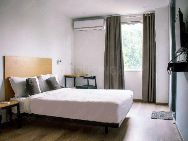 Bedroom Image of Housr Malibu Town in Sector 47
