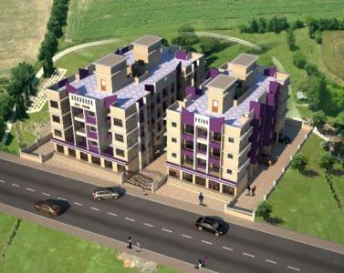 Gallery Cover Image of 610 Sq.ft 1 BHK Apartment for buy in Shelu for 1600000