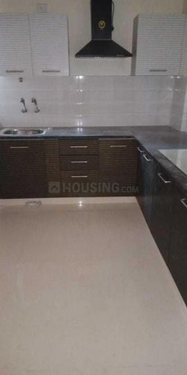 Kitchen Image of 1200 Sq.ft 2 BHK Apartment for rent in Vibhutipura for 22000