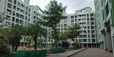 Gallery Cover Image of 650 Sq.ft 1 BHK Apartment for buy in Sumit Greendale, Virar West for 3000000