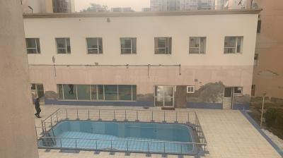 Swimming Pool Image of Girls PG in Alpha II Greater Noida