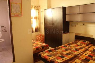 Bedroom Image of Full Furnished PG Available in Gurukul
