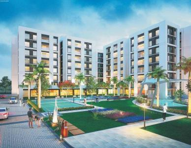 Gallery Cover Image of 1287 Sq.ft 3 BHK Apartment for buy in Lake Town for 6050187