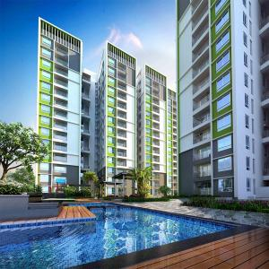 Gallery Cover Image of 1491 Sq.ft 3 BHK Apartment for buy in Vanagaram  for 7753200