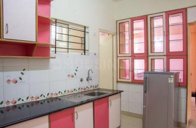 Kitchen Image of Apurva Maples -c3 in HBR Layout