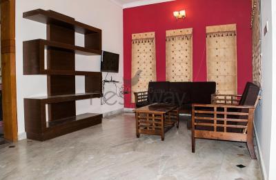 Living Room Image of PG 4642604 Kasturi Nagar in Kasturi Nagar