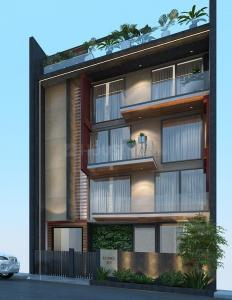 Building Image of Batra House in Malviya Nagar