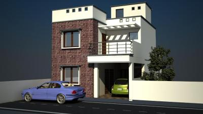 Gallery Cover Image of 900 Sq.ft 5 BHK Independent House for buy in Gomti Nagar for 5500000