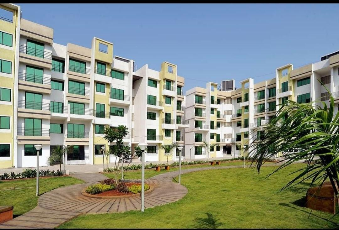 Building Image of 574 Sq.ft 1 BHK Apartment for buy in Mahalmirya Dongar for 2000000