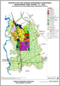 190 Sq.ft Residential Plot for Sale in Yeida, Greater Noida