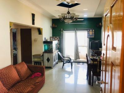 Gallery Cover Image of 1900 Sq.ft 3 BHK Apartment for rent in Uthandi for 83333