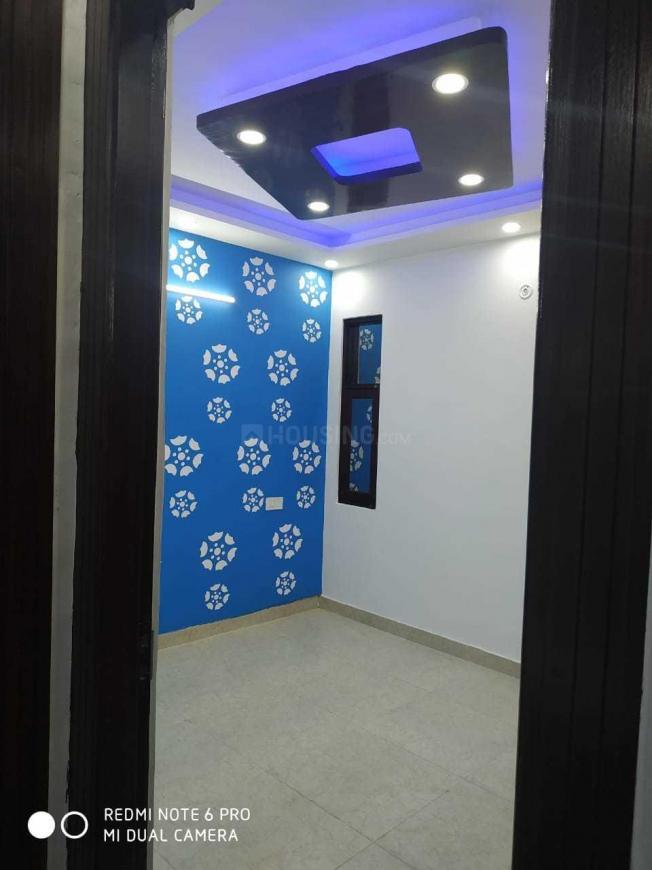 Bedroom Image of 600 Sq.ft 2 BHK Independent Floor for buy in Uttam Nagar for 2700000