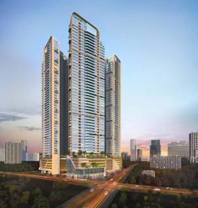 Gallery Cover Image of 1700 Sq.ft 3 BHK Apartment for buy in Sheth Creators Beaumonte, Sion for 52500000