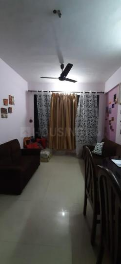 Living Room Image of 620 Sq.ft 1 BHK Apartment for rent in Chembur for 30000