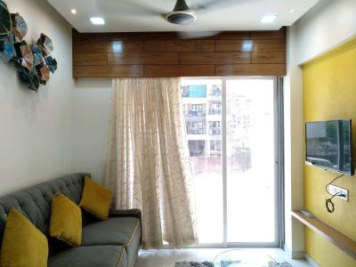 Gallery Cover Image of 700 Sq.ft 1 BHK Apartment for buy in Kamothe for 5100000