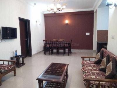 Gallery Cover Image of 1365 Sq.ft 3 BHK Apartment for rent in Sector 45 for 21500