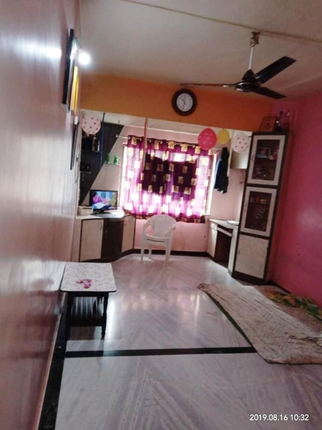 Living Room Image of 573 Sq.ft 1 BHK Apartment for buy in Panchavati for 2000000