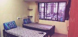 Gallery Cover Image of 500 Sq.ft 1 RK Apartment for rent in Marine Lines for 25000