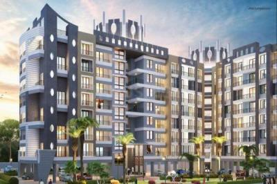 Gallery Cover Image of 1195 Sq.ft 2 BHK Apartment for buy in Konark Meadows, Ulhasnagar for 5200000