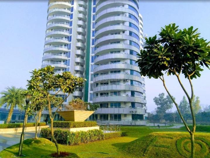 Building Image of 4150 Sq.ft 4 BHK Apartment for rent in Omaxe The Forest Spa, Sector 93B for 90000