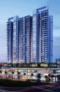 Gallery Cover Image of 1424 Sq.ft 2 BHK Apartment for buy in M3M Skywalk, Sector 74 for 8076000
