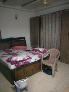 Gallery Cover Image of 300 Sq.ft 1 RK Independent Floor for rent in Vikaspuri for 9000