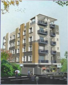 Gallery Cover Image of 740 Sq.ft 2 BHK Apartment for buy in Baguihati for 1998000