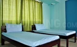 Bedroom Image of Amrita's Nest in Belapur CBD