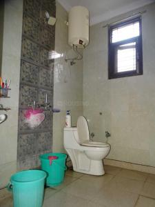 Bathroom Image of Matruchaya PG in Green Field Colony