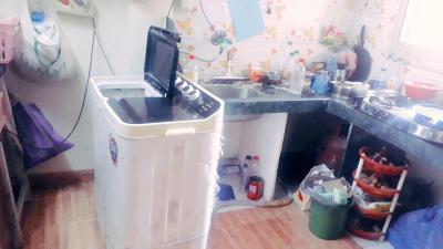 Kitchen Image of No Brokerage PG For Girls In Andheri West Yari Road in Andheri West