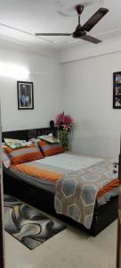 Bedroom Image of Ok PG in Khanpur