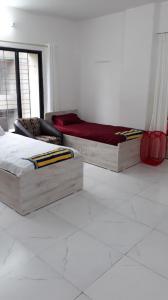 Bedroom Image of Lotus PG in Viman Nagar