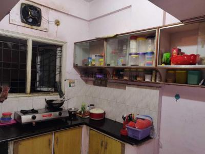 Kitchen Image of Cauvery Residency in BTM Layout