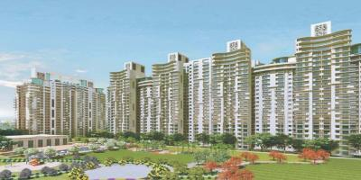 Gallery Cover Image of 596 Sq.ft 1 RK Apartment for buy in Mahagun Moderne, Sector 78 for 2798000