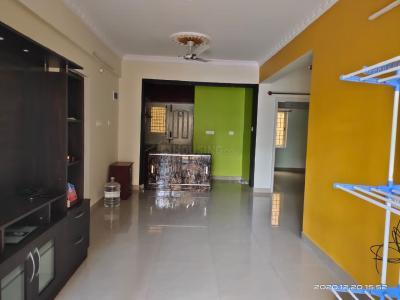 Gallery Cover Image of 1017 Sq.ft 2 BHK Apartment for buy in Maithri Shilphitha Royal, Krishnarajapura for 5200000