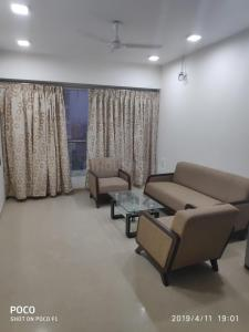 Gallery Cover Image of 1300 Sq.ft 3 BHK Apartment for rent in Bhandup West for 60000