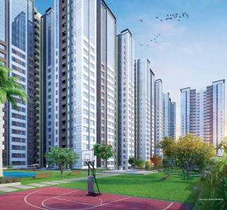 Gallery Cover Image of 1192 Sq.ft 3 BHK Apartment for buy in Siddha Eden Lakeville, Baranagar for 7400000