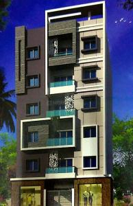 Gallery Cover Image of 1350 Sq.ft 3 BHK Apartment for buy in Bandlaguda Jagir for 4500000