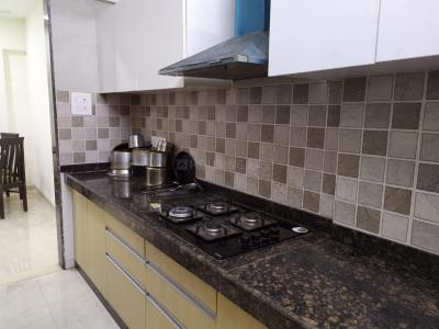 Kitchen Image of Tuliipstays Paying Guest Chakala in Andheri East