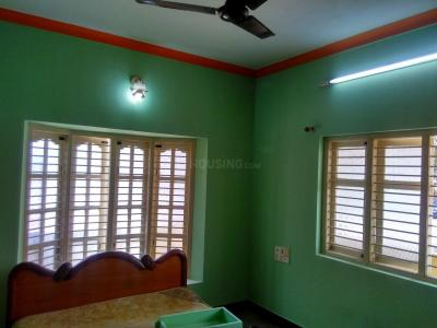 Gallery Cover Image of 700 Sq.ft 1 BHK Independent House for rent in Sahakara Nagar for 10000