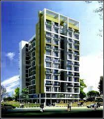 Gallery Cover Image of 680 Sq.ft 1 BHK Apartment for rent in Om Sai Heights Apartment, Ulwe for 9000
