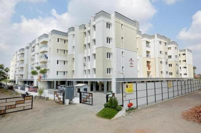 Gallery Cover Image of 1017 Sq.ft 2 BHK Apartment for buy in Navin's Springfield, Medavakkam for 6000000