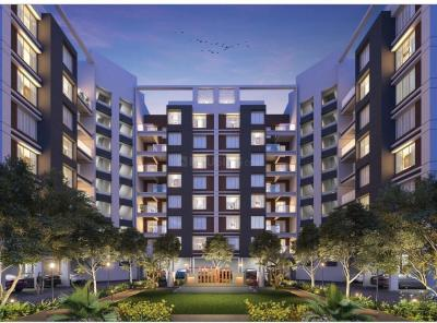 Gallery Cover Image of 867 Sq.ft 2 BHK Apartment for buy in Wakad for 6839600