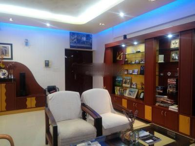 Gallery Cover Image of 1954 Sq.ft 3 BHK Apartment for rent in Jadavpur for 70000